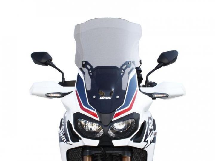 WRS Windscreen Touring Fumado Honda CRF1000L/Adventure 2015/2018