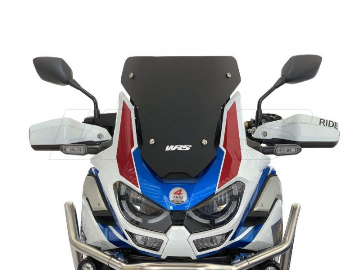 WRS Windscreen Sport matt Balck Honda CRF1100L Adventure 2020