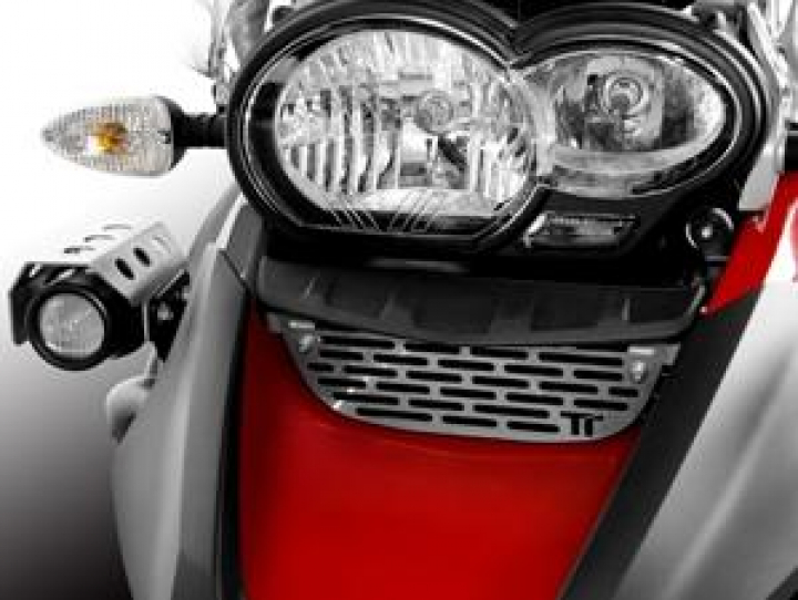 Twalcom TT® Radiator Protection BMW R1200GS/ADV. 08/12 Silver