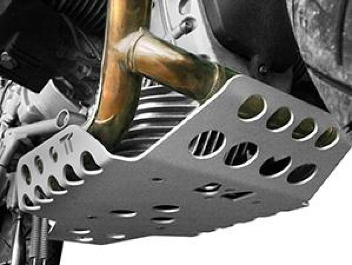 Twalcom TT® Protecção Cárter Raid Silver BMW R1200GS/ADV 06/12