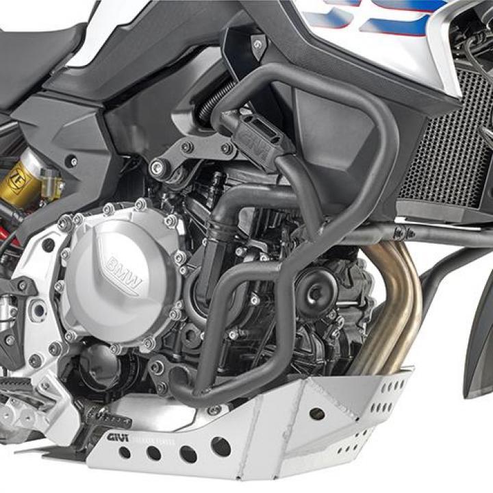 GIVI Crashbar cor preto BMW F850GS