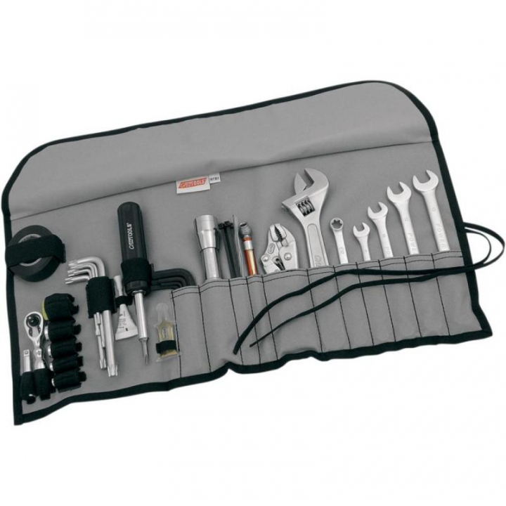 Cruz Tools Bolsa de ferramenta Kit BMW Roadtech B1