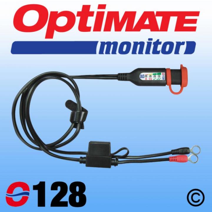 Optimate O128 Monitor de Carga 38070428