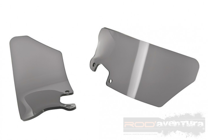 WRS Deflectores Laterais Fumado BMW R1200GS Adventure 2004/2012