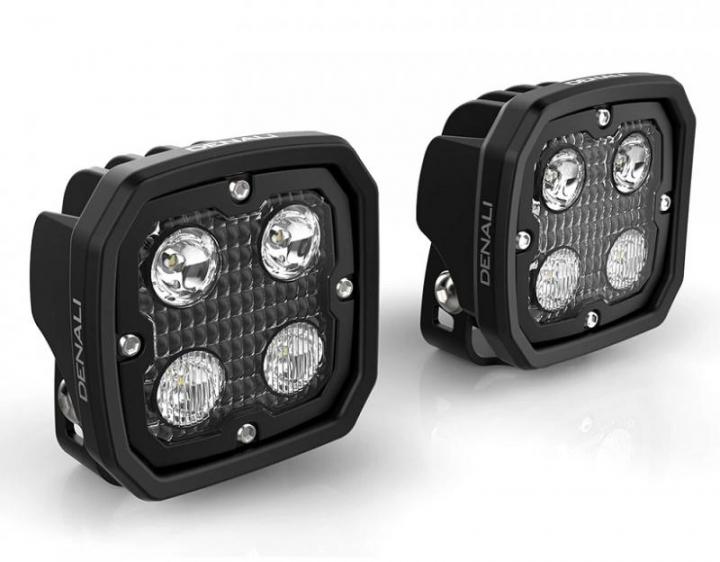 Denali D4 LED Additional Lighting 10W
