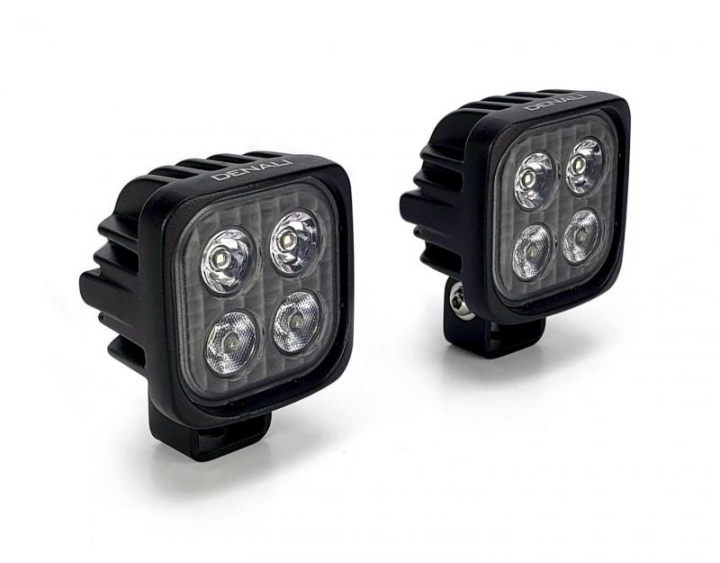 Denali S4 LED Additional Lighting 10W
