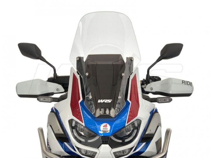 WRS Windscreen Touring Transparente Honda CRF1100L Adventure 2020/