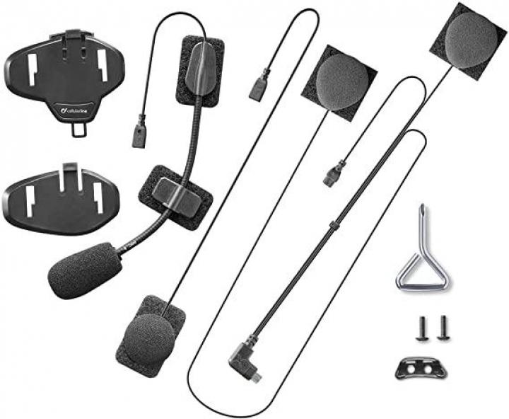 Interphone Kit Audio Tour/Sport/Link/Urban/Avant