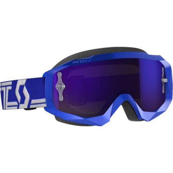 Scott Goggles Hustle X-MX Blue/Purple Chrome