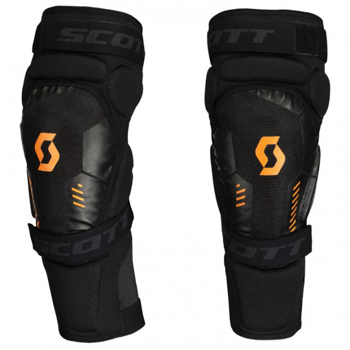 Scott Knee Guard Softcon 2 Black