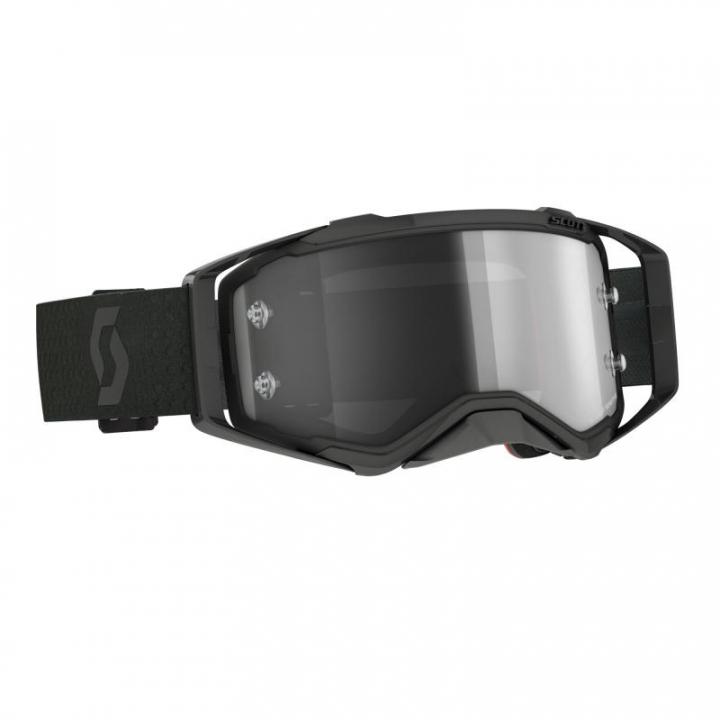 SCOTT Goggles Prospect LS Ultra Black Light Sensitive Grey