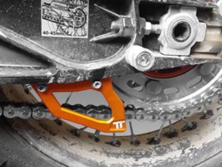 Twalcom TT® Side Chain Sprocket Protector KTM 990/1090/1190/1290ADV