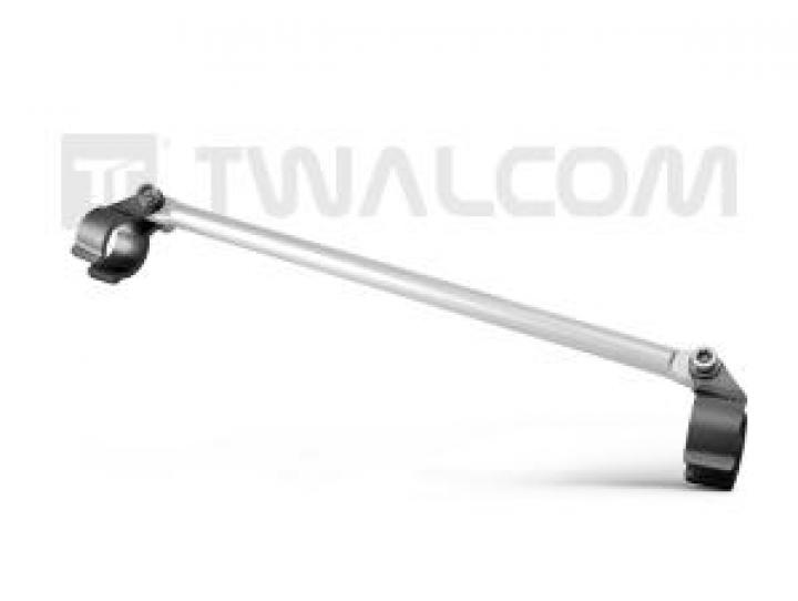 Twalcom Crossbar Universal 280mm Single Clamp KTM 990 Adv Silver
