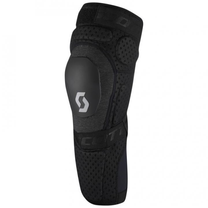 Scott Softcon Hybrid Knee Guard Black