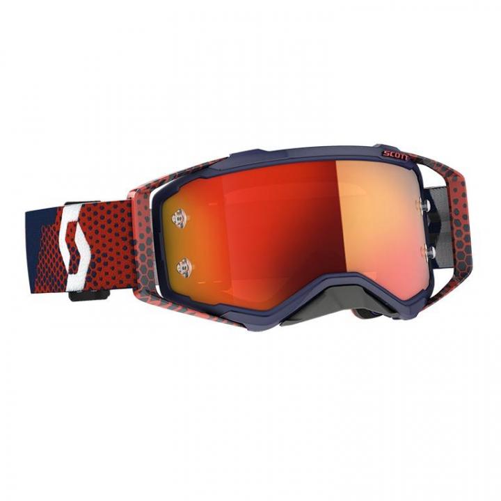 Scott Goggles Prospect Red/Blue / Orange chrome works