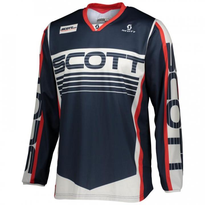 Scott Jersey 350 Race Blue/Red