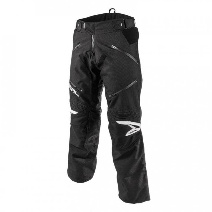 Oneal Baja Pants Black/White