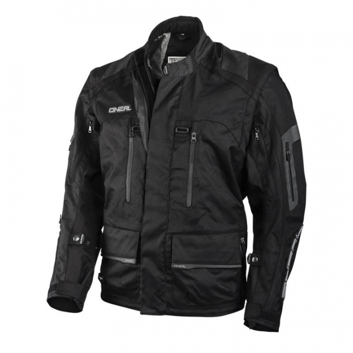 Oneal Baja Racing Enduro Moveo Jacket Black