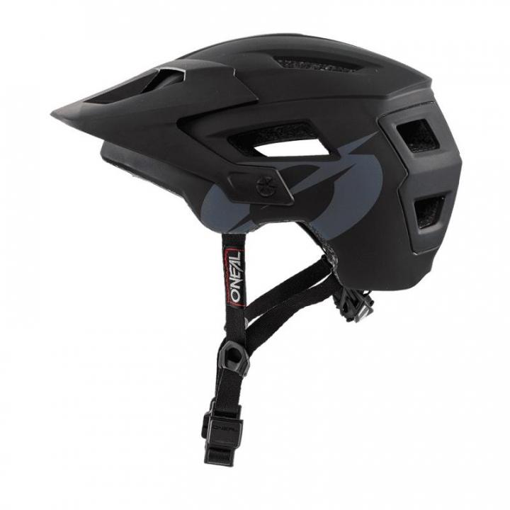 Oneal Defender Helmet Solid Black