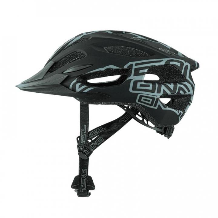 Oneal Q RL Helmet Black Matte