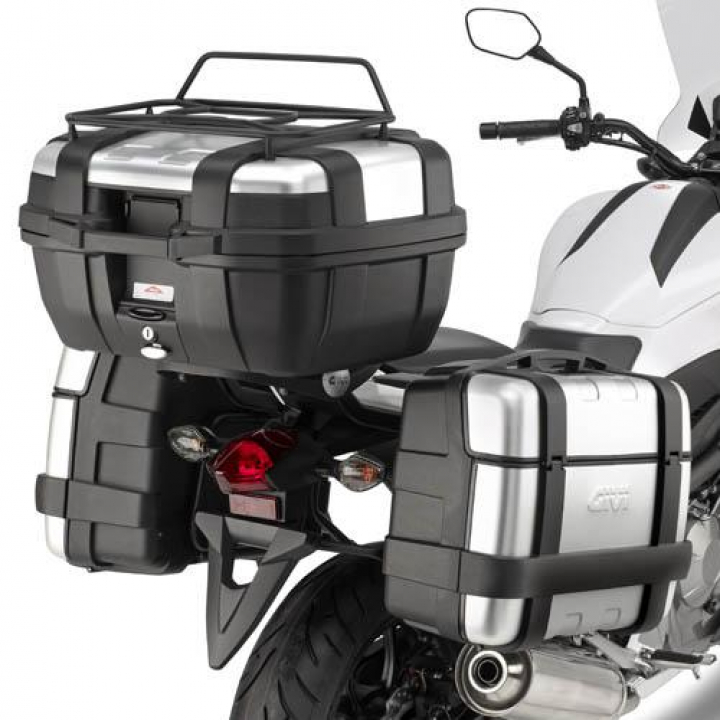 Givi Suporte Malas Laterais Monokey Honda NC700X (12/13) NC750X / NC750X DCT (14/15)