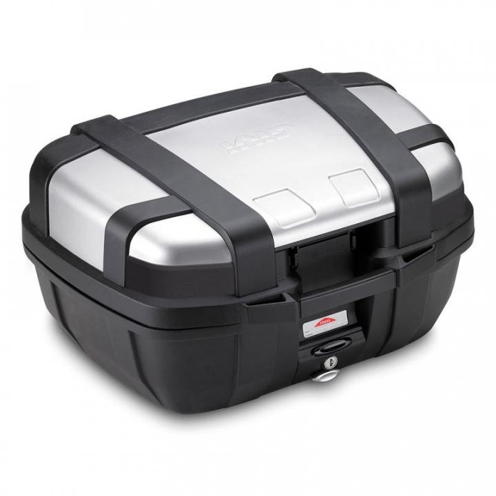 Givi TRK52N Top Case Trekker 52L Cinza