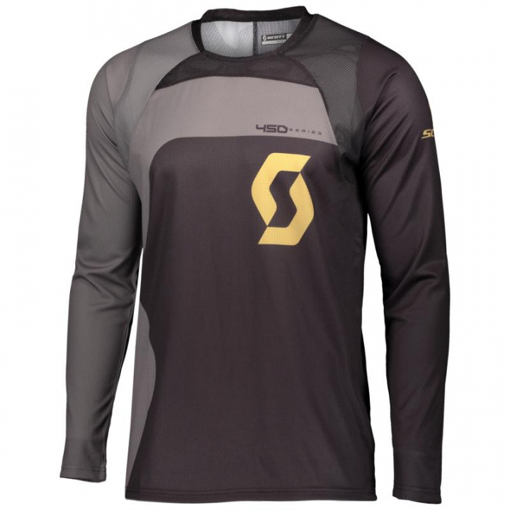 Scott Jersey 450 Podium Black/Gold