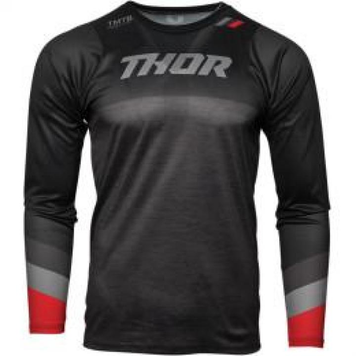Thor Jersey Assist LS Black