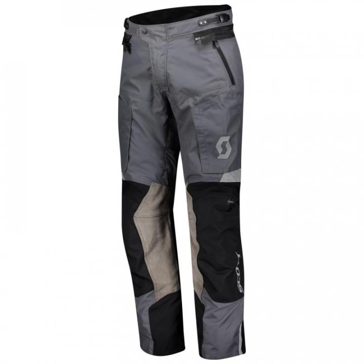 Scott Pants Dualraid Dryo Black/Iron Grey