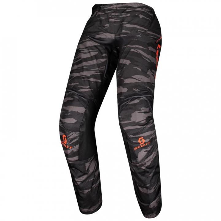 Scott Pants 350 Dirt Black/Orange