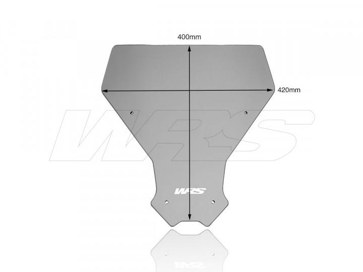 WRS Windscreen Intermedio Fumado Honda CRF1100L 2020/